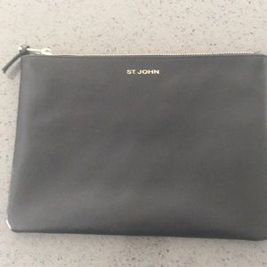St John Leather Pouch-VIP Gift